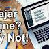 Belajar Online? Why Not!
