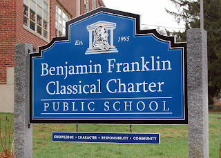 Giovanna and Olivia Sabini-Leite, seniors at Franklin High School will conduct a blood drive at Benjamin Franklin Classical Charter School Nov 11