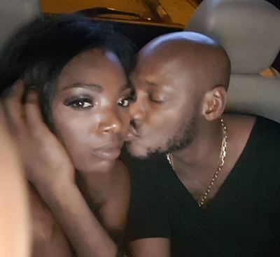 annie idibia pregnant with 3rd child