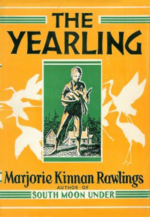 Halcyon Days: Marjorie Kinnan Rawlings