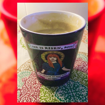 tori amos barson of suburbia lyrics mug art by rabbit wth fangs jayne lyn lamb