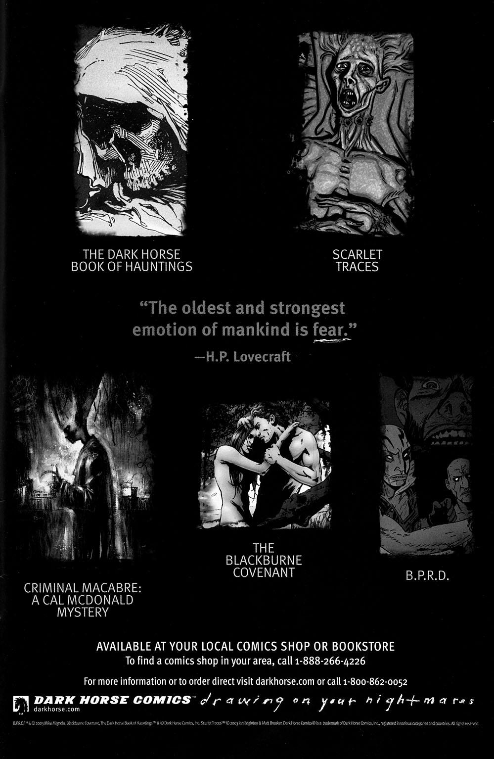Read online Hellboy: Weird Tales comic -  Issue #4 - 30