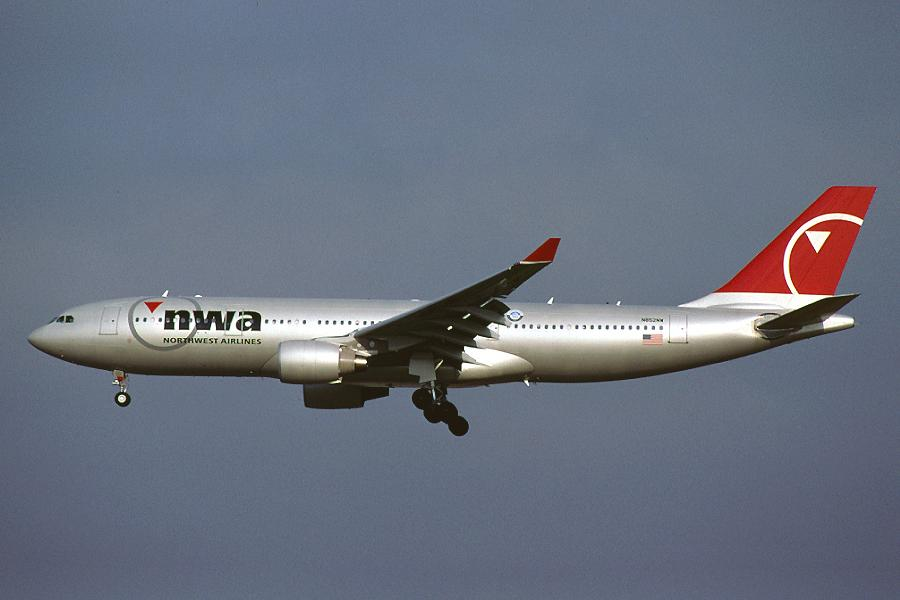 Showcasing Northwest Airlines Welcome To Aviator S
