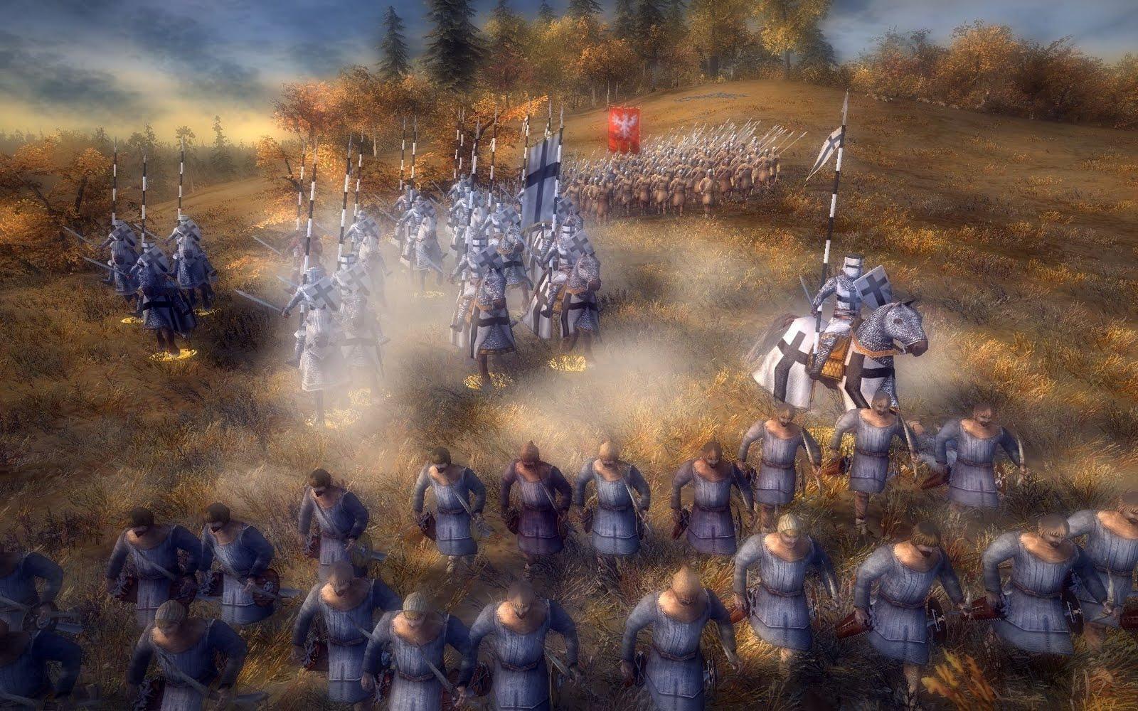 Real Warfare 2: Northern Crusades pc www.juegosparawindows