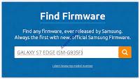 Firmware Samsung GALAXY S7 EDGE SM-G935F