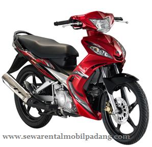 Sewa Sepeda Motor Jupiter MX di Aceh