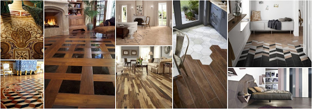 17 Creative Wood Floors Design Ideas