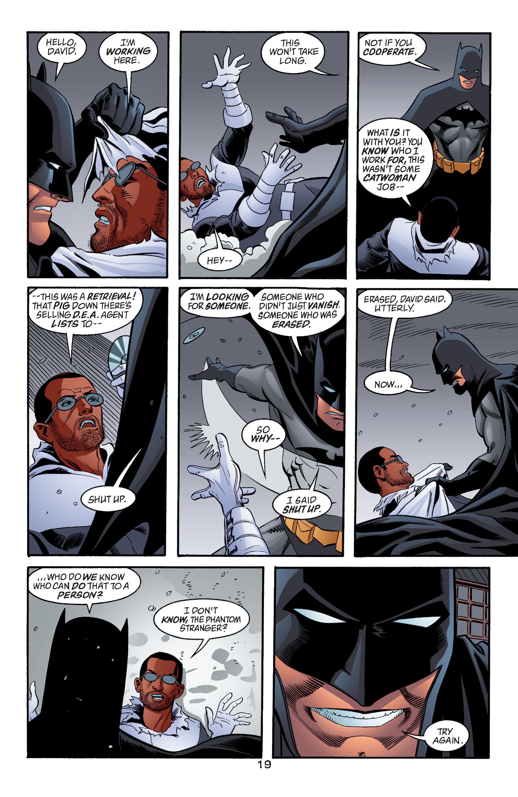 Detective Comics (1937) 774 Page 19