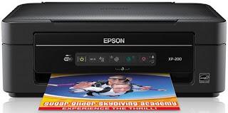 Epson XP-200 Driver Download