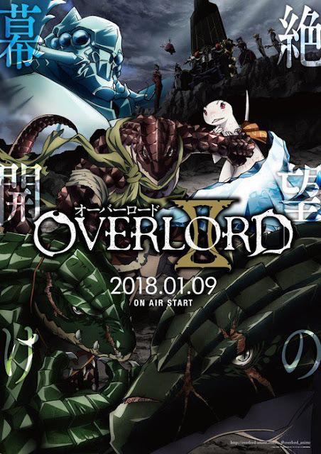 """Anime """"Overlord II Memperlihatkan Video Baru"""" Para Pemain!"""