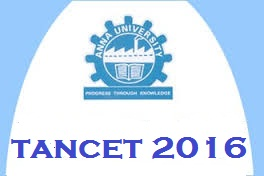 TANCET 2017 Application Form