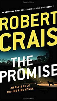 The Promise by Robert Crais book cover