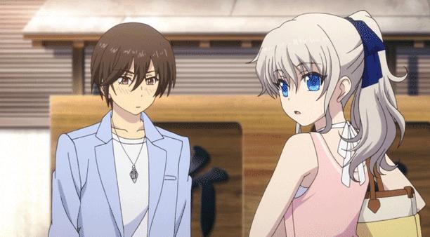 Pasangan Anime Terbaik - Yuu Otosaka X Nao Tomori