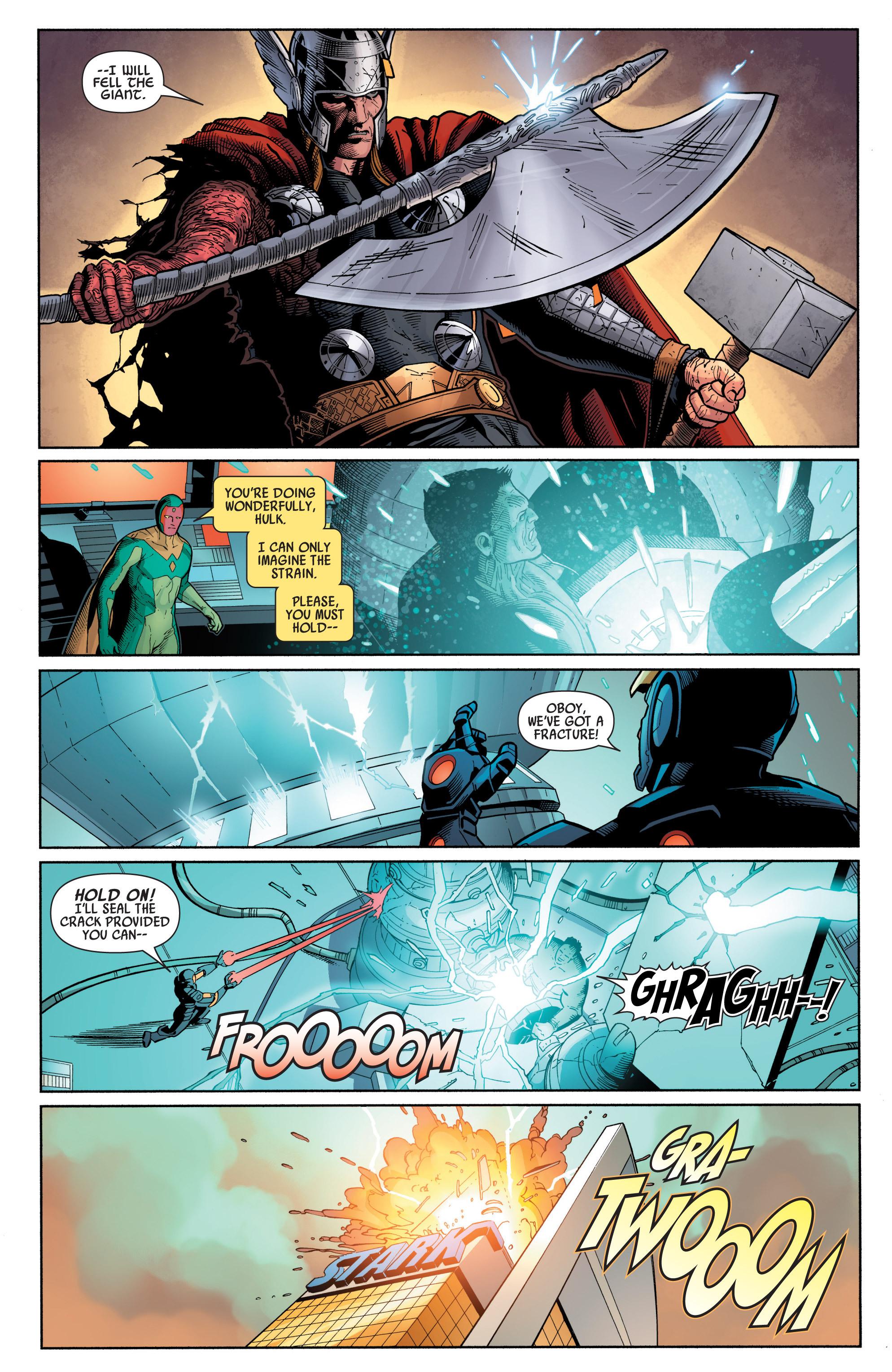 Read online Uncanny Avengers (2012) comic -  Issue #17 - 12
