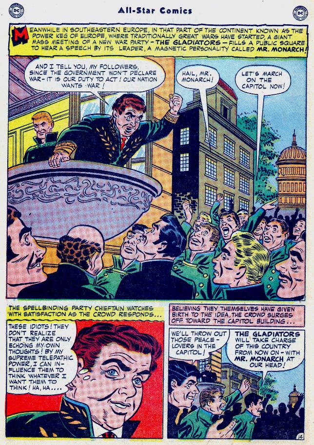 Read online All-Star Comics comic -  Issue #52 - 17