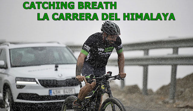 CATCHING BREATH: LA CARRERA DEL HIMALAYA