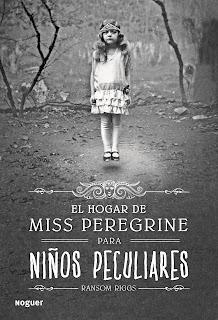 el hogar de miss peregrine para niños peculiares, ransom riggs, miss peregrine, tim burton, eva green, literatura, reseña, opinion,