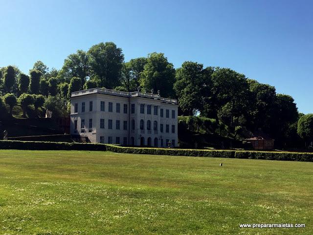 Palacio Marienlyst elsinor