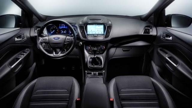 2018 Ford Kuga Redesign