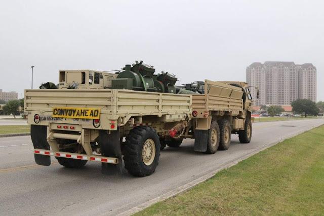 FOTOS , ASI SE PREPARA UUSS PARA EVITAR LA ENTRADA ILEGAL DE INMIGRANTES CENTROAMERICANOS Convoy4