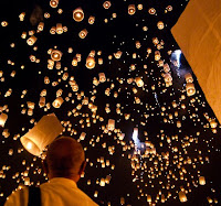 Kongming Sky Lanterns