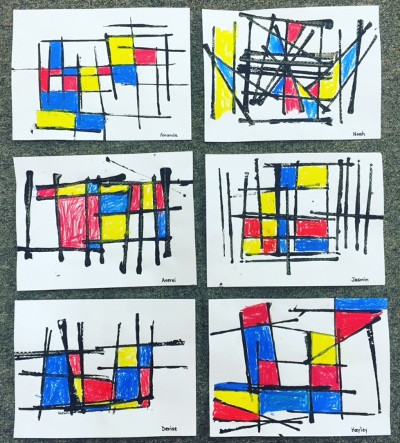essay on piet mondrian In the early 1900s many artists tried various abstract ways of representing reality piet mondrian went beyond them in his final compositions he avoided any.