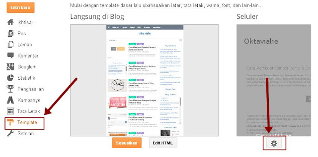 Cara Membuat Blog Jadi Mobile Friendly