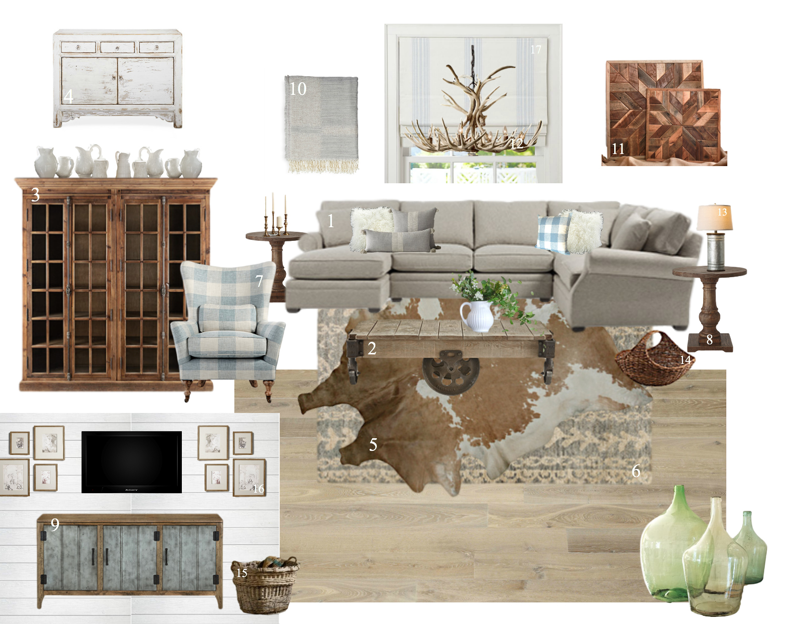 cottage farmhouse and the style room pin living great home sectional decor beginning back ikea furniture