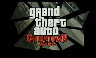 GAME GTA CHINATOWN WARS MOD UNLIMITED MONEY/AMMO APK + OBB FREE DOWNLOAD