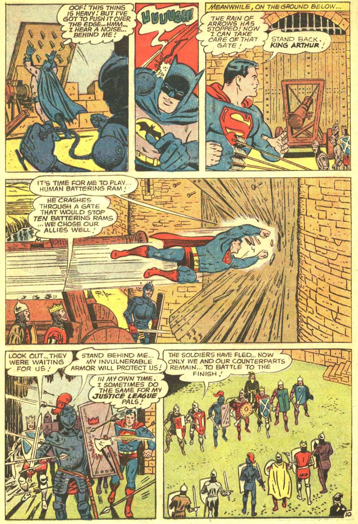 Read online World's Finest Comics comic -  Issue #162 - 16