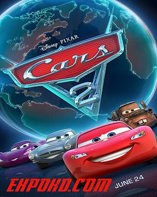 Cars 2 2011 IMDb 480p | BluRay 720p | Esub 1.3Gbs [Watch & Download Here] G.Drive