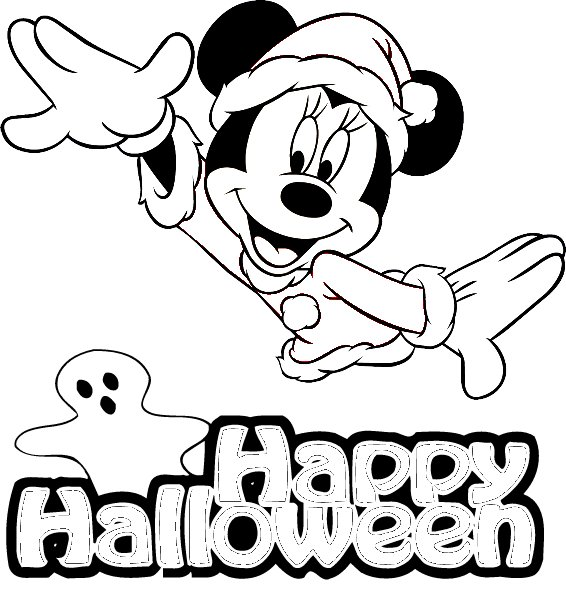 transmissionpress: 11 Happy Halloween Coloring Pages