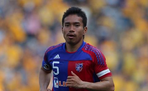 Cầu thủ Hidetoshi Nakata