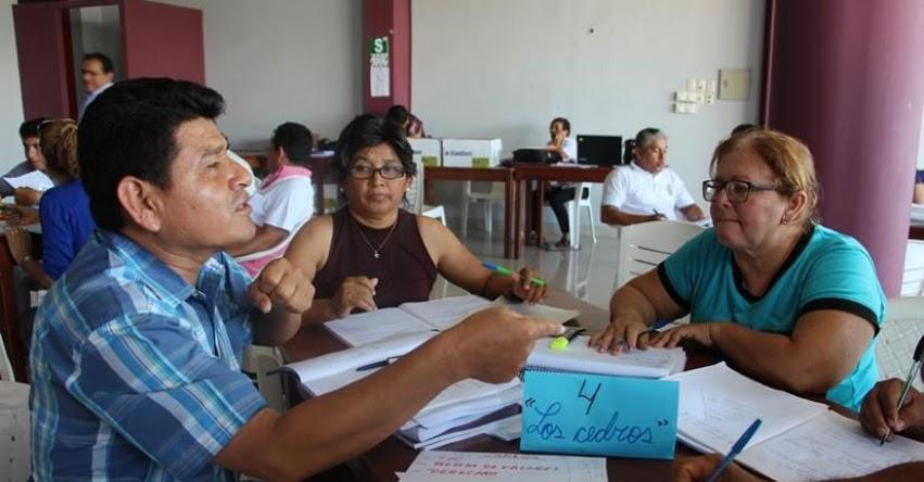 DRE San Martín: Directivos Fortalecen sus Capacidades en Currículo Nacional y Gestión Escolar - www.dresanmartin.gob.pe