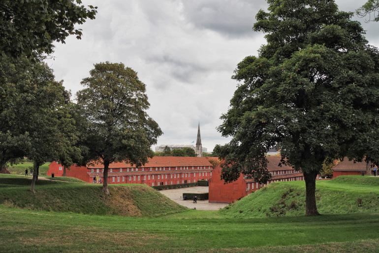 Visiter le kastellet, la citadelle de Copenhague