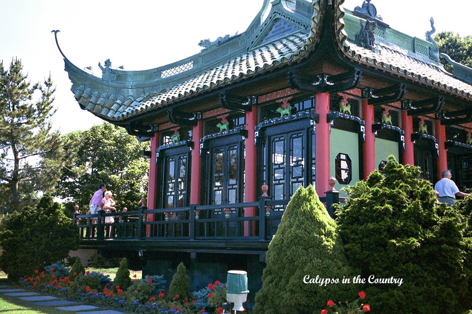 Japanese Tea House -Newport Rhode Island