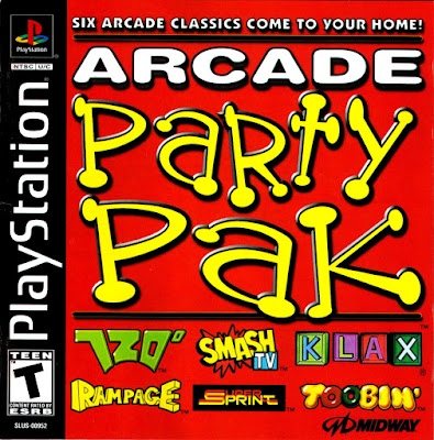 descargar arcade party pack psx por mega