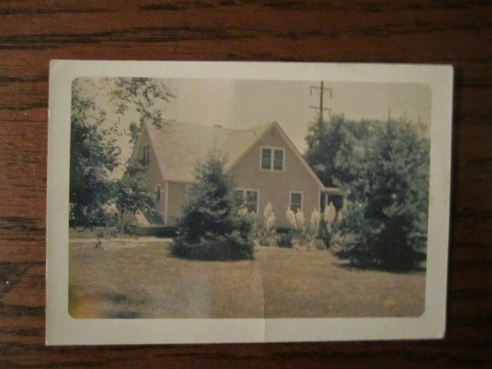 Climbing My Family Tree: My Grandpa built this house! on Olt Rd Extension in Jefferson twp, Montgomery cty OH