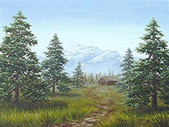 Sierra Nevadas by Mark Jezierny