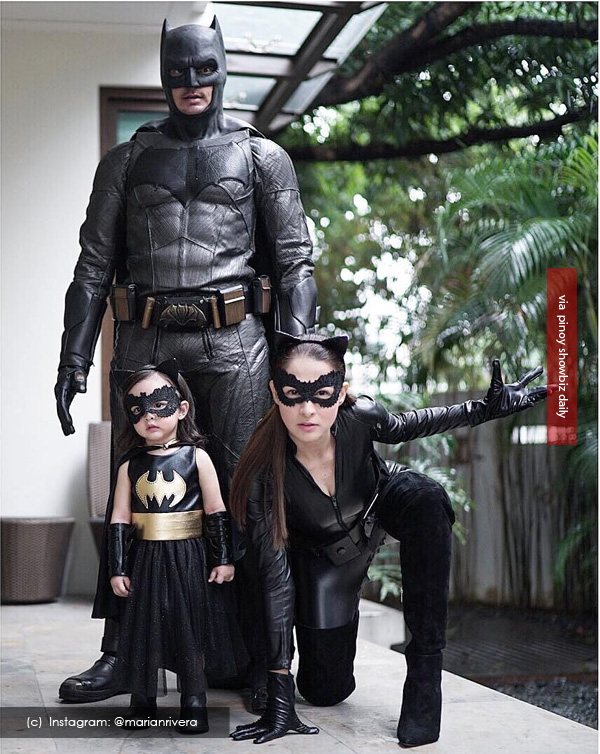 Look: Dantes family dress up for the Halloween