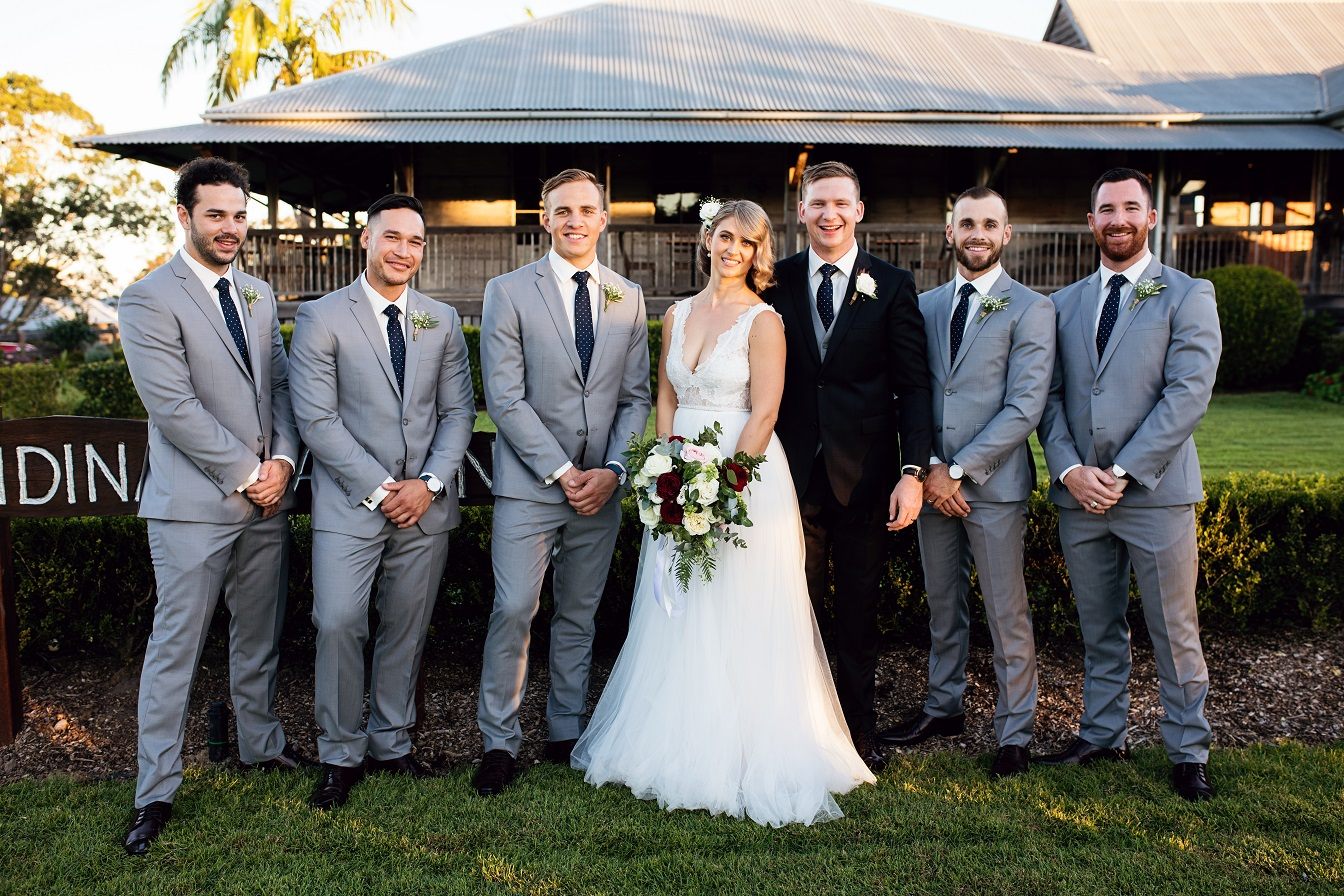 BRISBANE WEDDING SUIT HIRE TAILOR BESPOKE SUITS