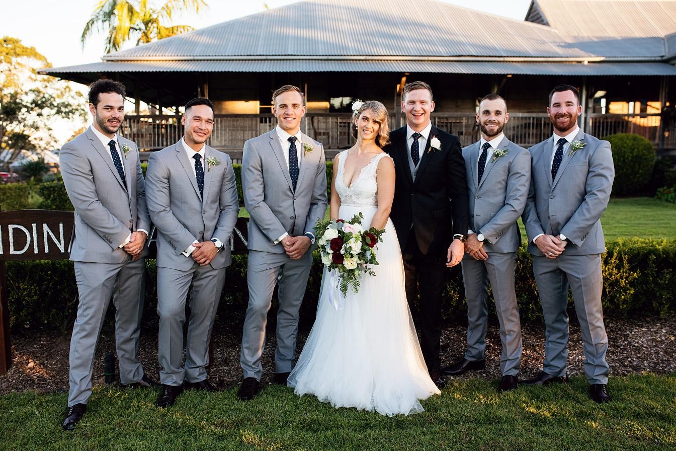 BRISBANE WEDDING SUIT HIRE TAILOR BESPOKE SUITS