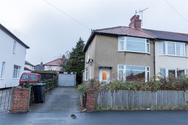 Harrogate Property News - 3 bed semi-detached house for sale Rawson Street, Harrogate, North Yorkshire HG1