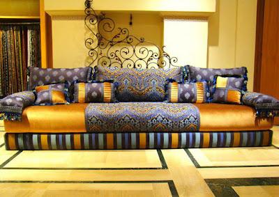 Salon marocain 2015/2016 design authentique et traditionnel ...