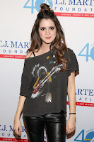 Laura Marano - T.J. Martell Foundation's 16th Annual New York Family Day in NYC 12/13/2015