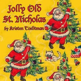 jolly old saint nicholas lyrics