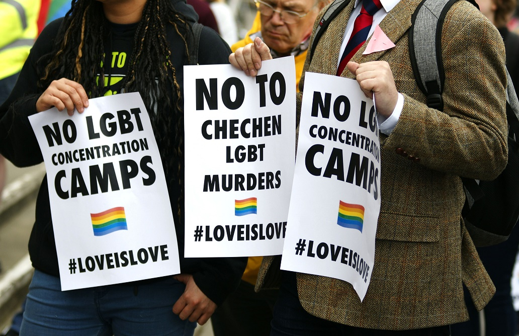 a study of the lgbtqi concentration camps in chechnya