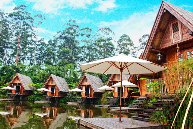 Dusun Bambu Bandung, Wisata Bandung
