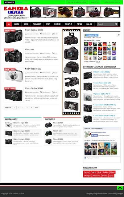 Beli Blog Kamera Impian