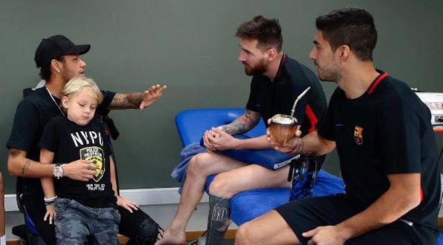 Komentar Valverde Terkait Kabar Kembalinya Neymar ke Barcelona